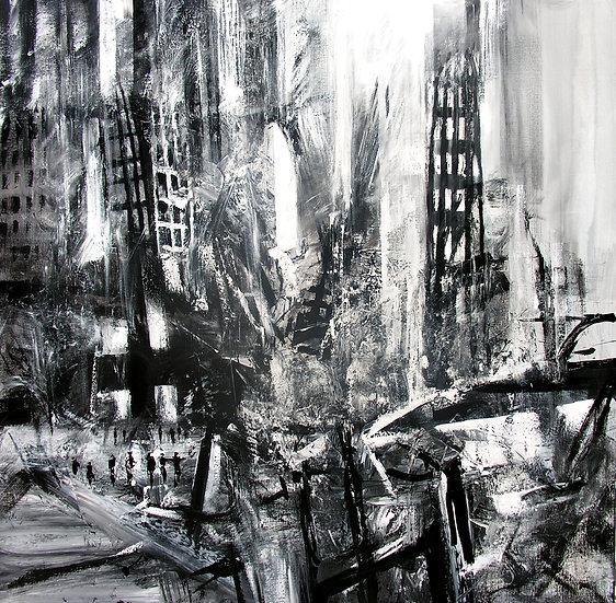 NY Manhatten 9 / 11