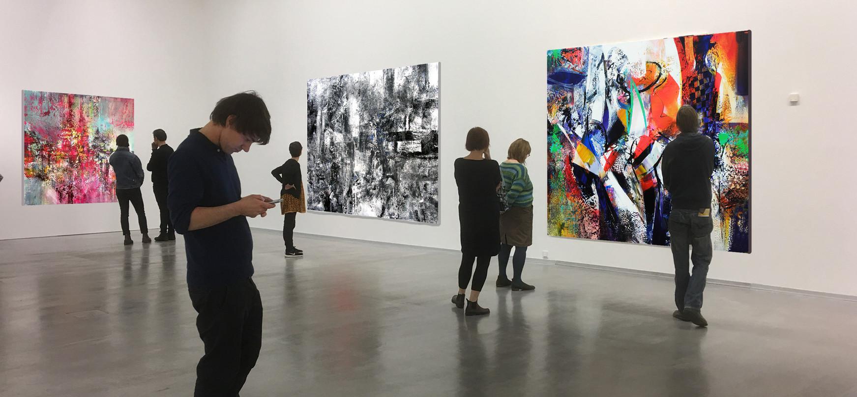 Exhibition Peter Meijer