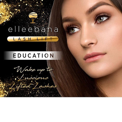 Elleebana Lash Lift Class - January 18, 2021