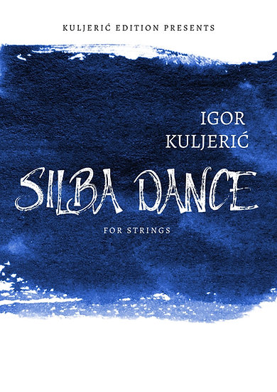 Silba Dance for strings
