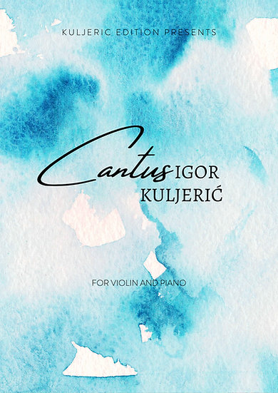 Cantus for Violin and Piano