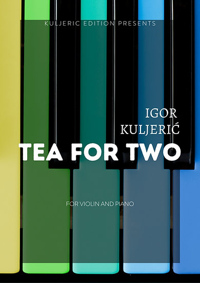 Tea for Two for Violin and Piano