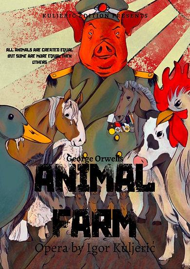 Animal Farm - opera fable       (Piano reduction)