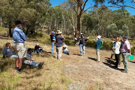 Meet the Creek Day-Aboriginal Heritage,