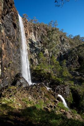 Federal Falls, Mount Canobolas, Septembe