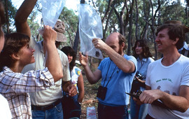 Mullion Range Small Mammal Survey, 1986.