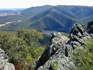 Winburndale Nature Reserve and Dam June
