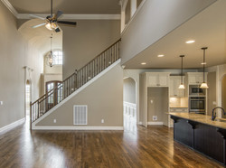 AR166 great room-kitchen-entry