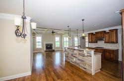 Lot 150 AR kitchen-hearth room