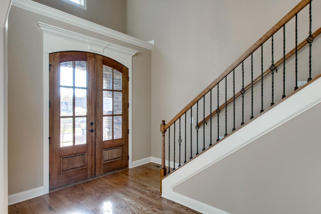 inside front door-stairs 172AR