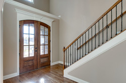 inside front door-stairs 172AR