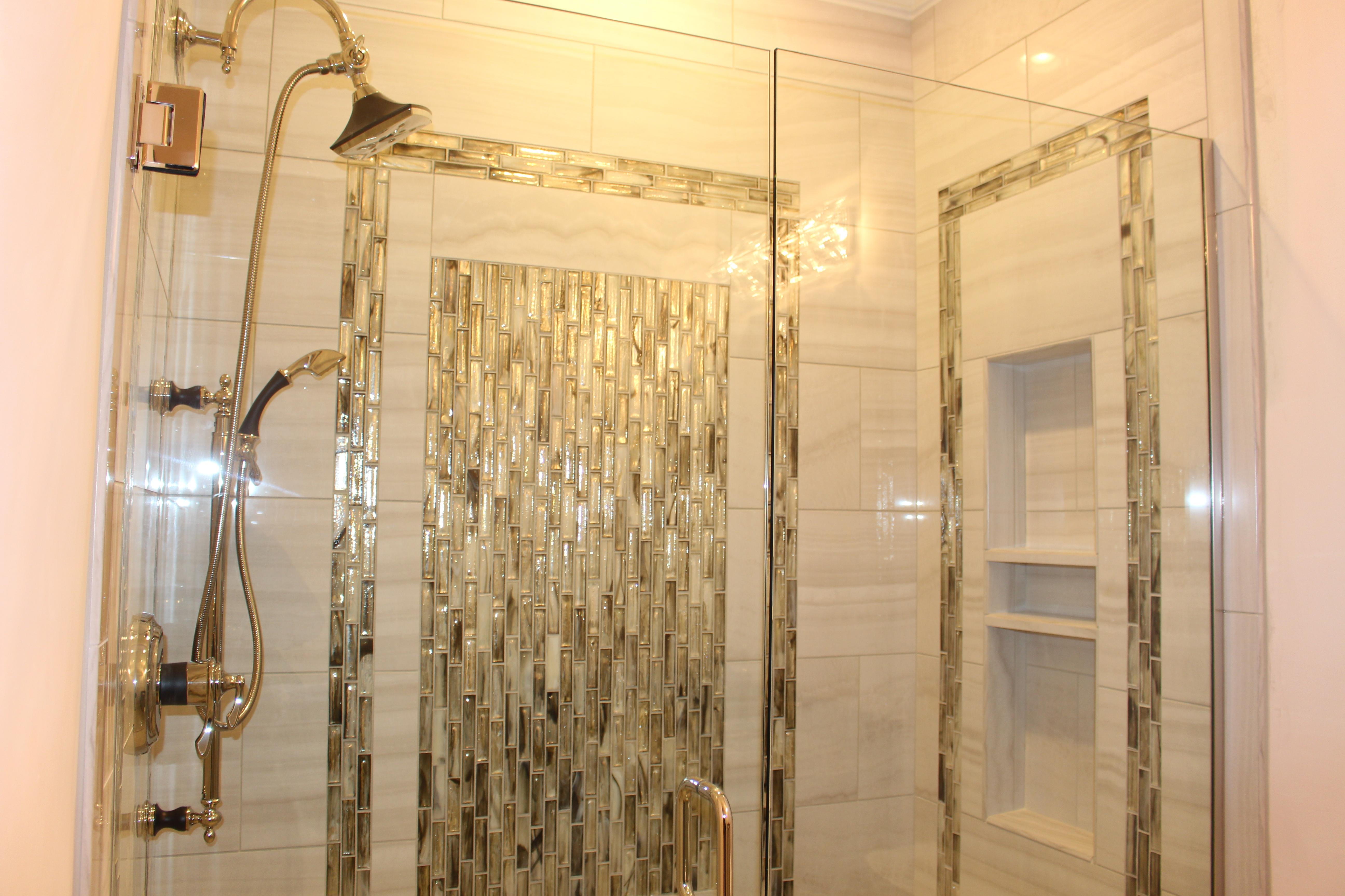 Lot 265 AR guest bath shower tile