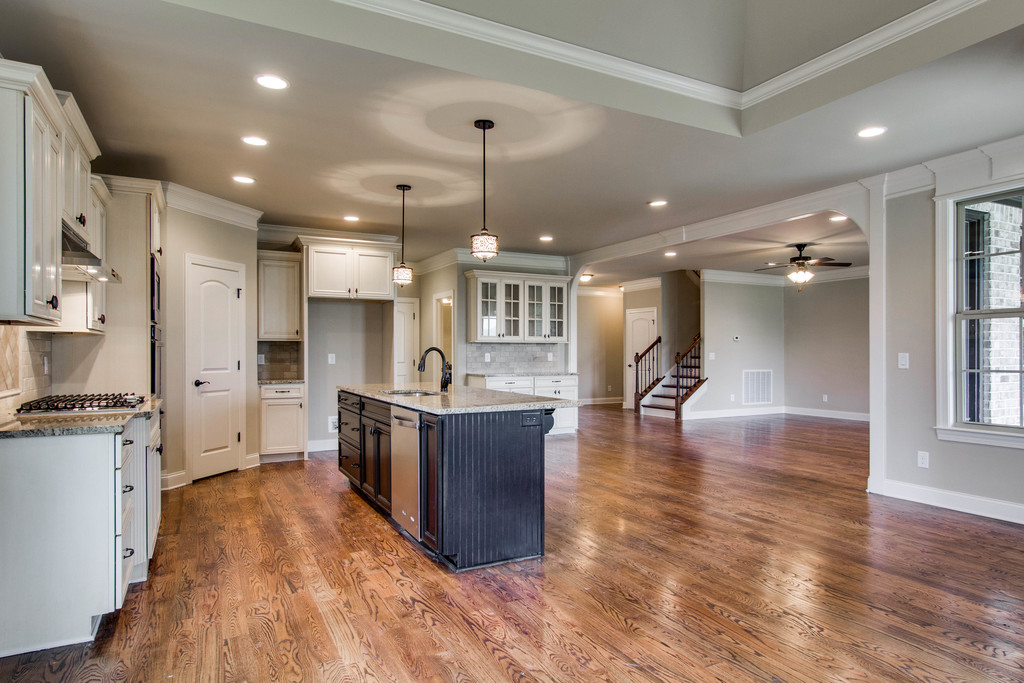 kitchen from family room-182AR