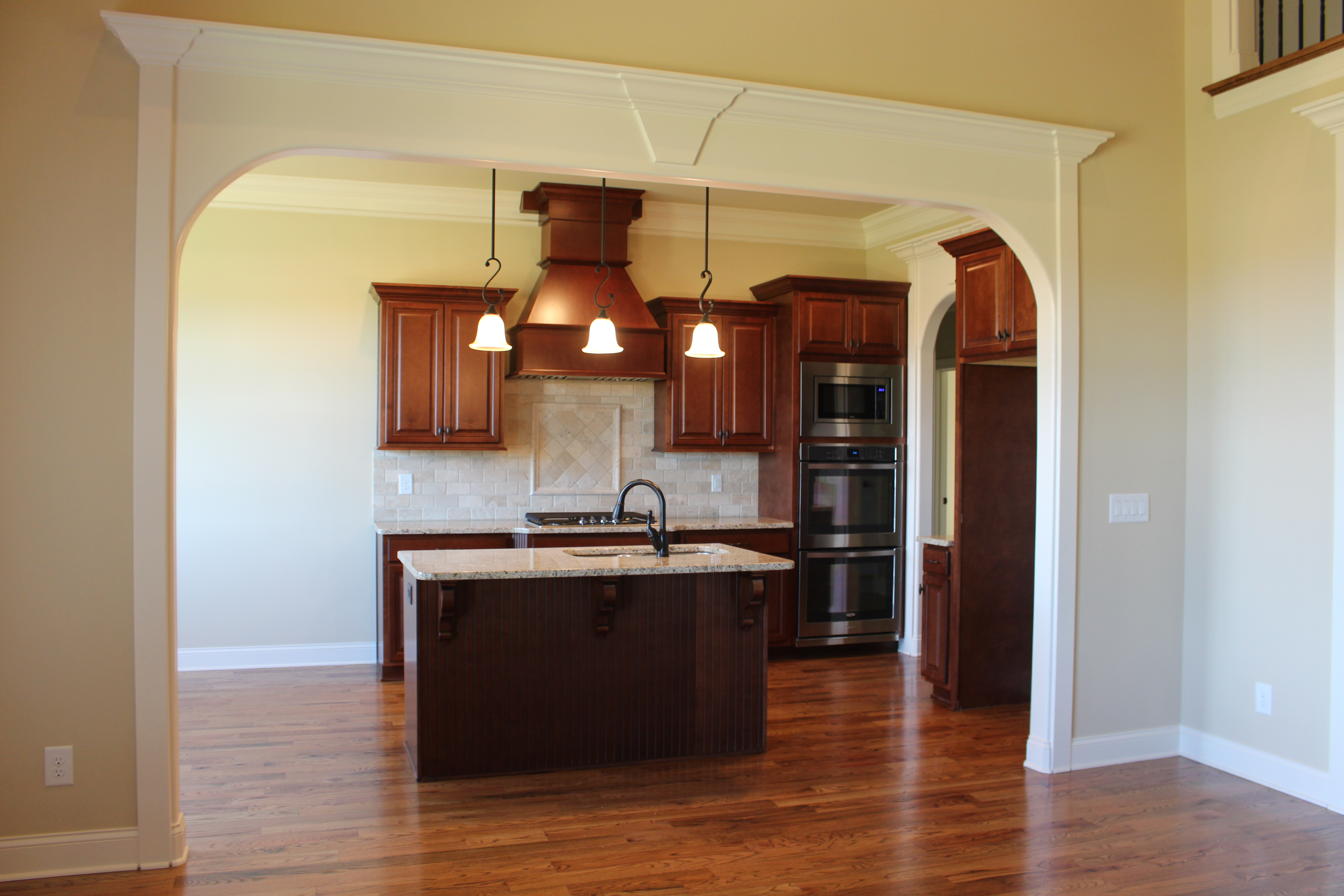 Lot 207 AR kitchen
