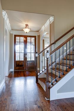 front door-entry Lot 183 AR