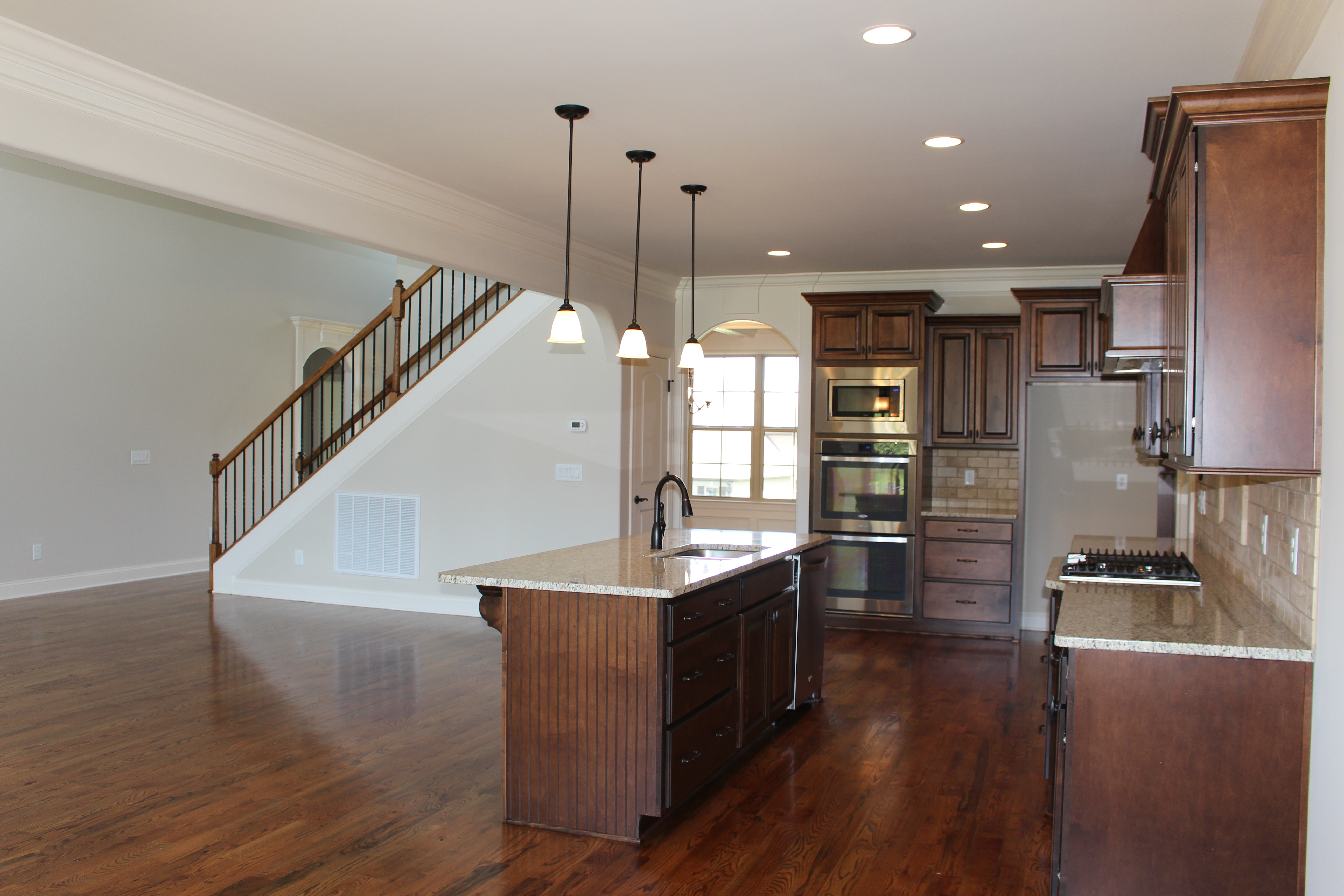Lot 162 AR kitchen-great room
