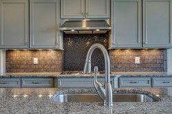 backsplash in kitchen Lot 372 CG