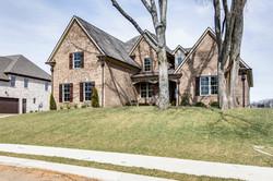 side angle of house Lot 183 AR