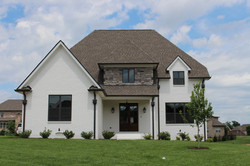 Lot 298 AR front of house