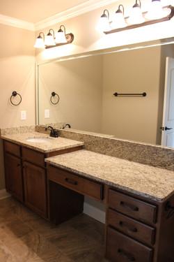 Lot 297 AR secondary bath vanity