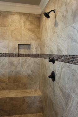 Lot 297 AR master bath shower tile