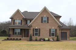 Lot 306 AR front of house