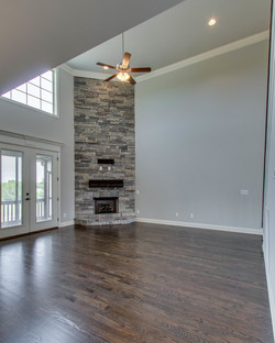great room-fireplace Lot 372 CG