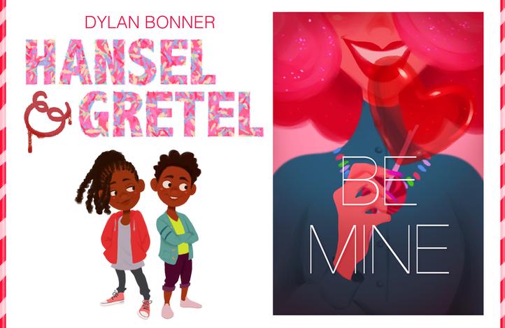 Hansel & Gretel Vis Dev Project - Poster Design