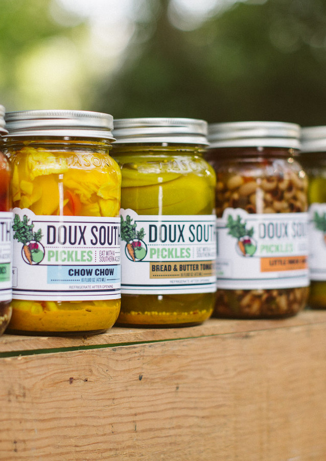 pickle labels
