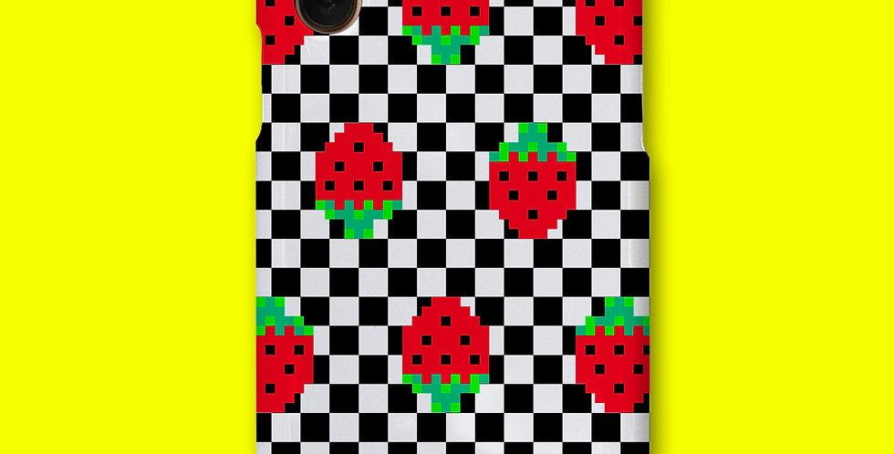 PIXEL STRAWB PHONE CASE
