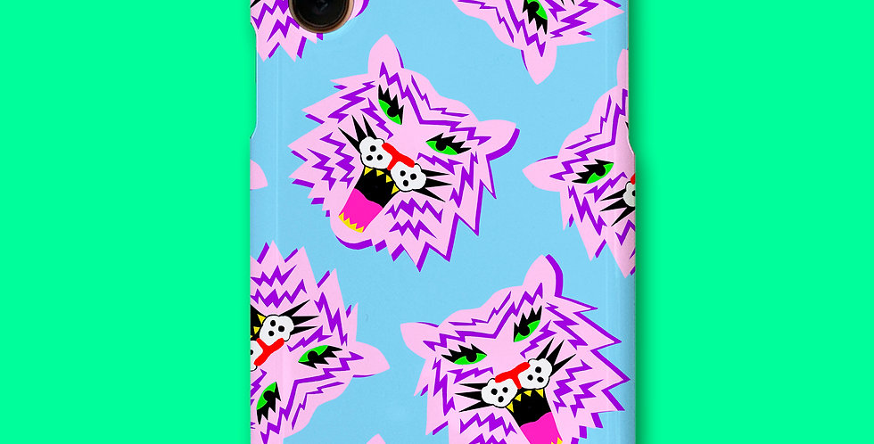 EASY TIGER PHONE CASE