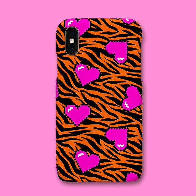 TIGER LOVE PHONE CASE