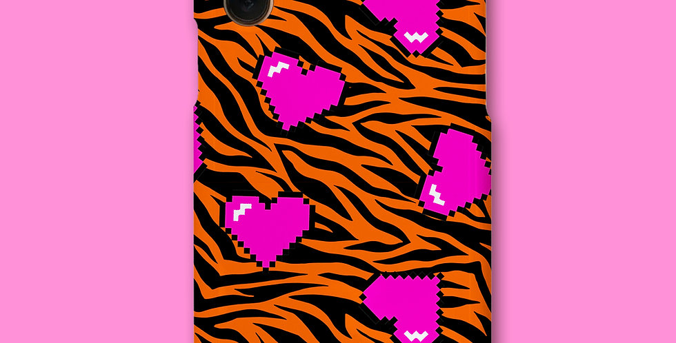 TIGER LOVE PHONE CASE