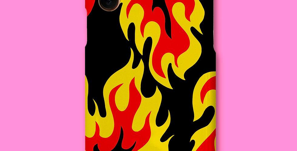 TRUE FLAME PHONE CASE