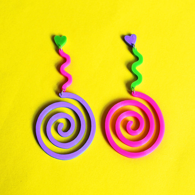 MIX N MATCH *ECO* EARRINGS