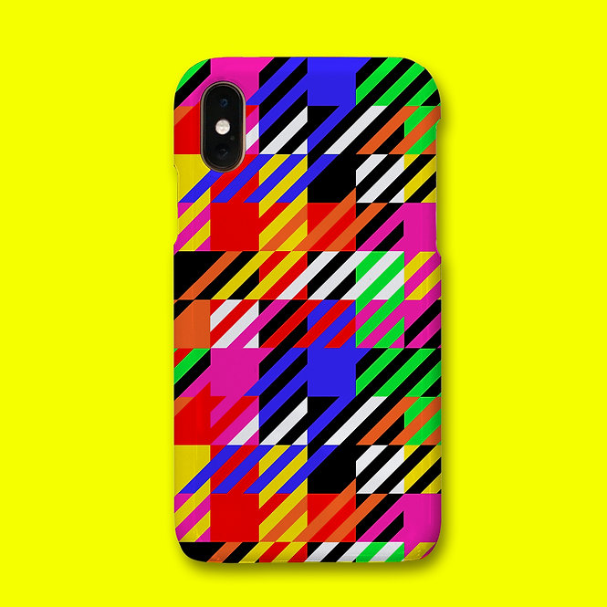 MULTI CHECK PHONE CASE