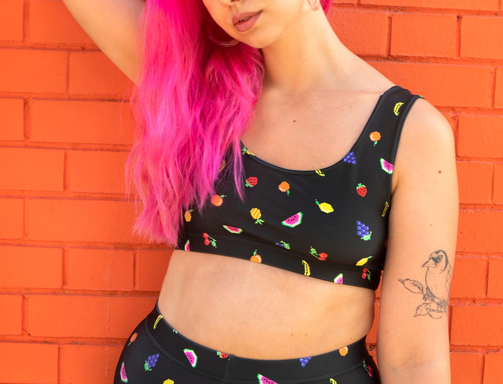 FRUITY BRALET