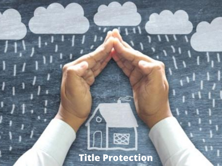 What is Title Insurance and Do I Need it?