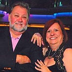 Terri and Mike Pettengill, owners