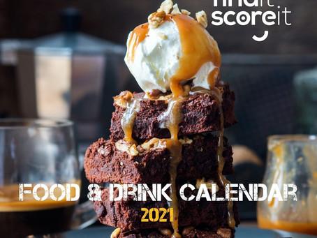 Get your FREE 2021 food & drink calendar