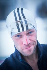 Swedish Winter Swimmer