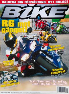 Magazine Bike Sweden