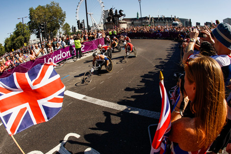 PARALYMPIC Games London 2012