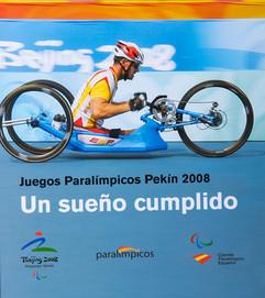 Book Spanish Paralympic Comitee