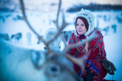 PortraitAnelli Guttom Tromsø
