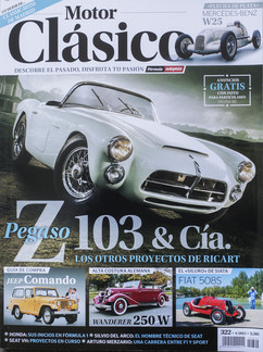Motor Clásico Magazine