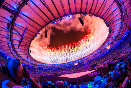 Open Ceremony Paralympic Games