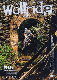 Magazine Wallride
