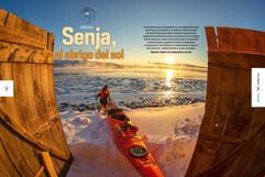Magazine Oxigeno Senja