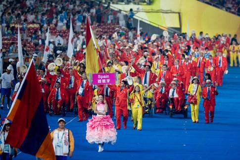 Opening Ceremony Paralympic Games Beijin 2008